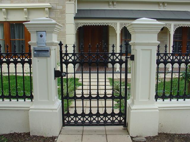 Decorative Aluminum Coastal Fence
